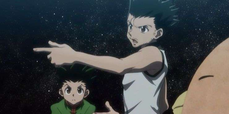 Gon et Ging
